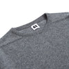 Lambswool Crew Neck Jumper Grey - Community Clothing