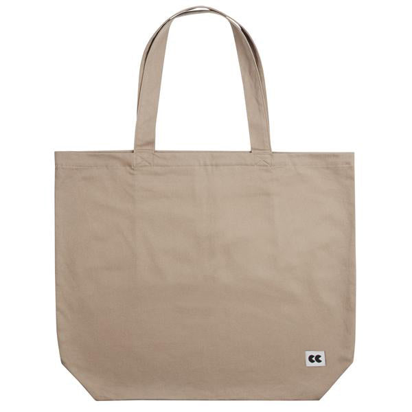 Plain Tote Bag Khaki - Community Clothing