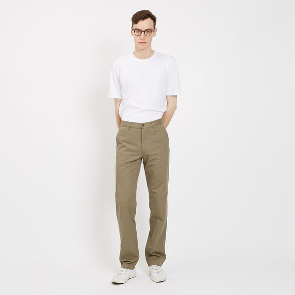 Men's Chinos Khaki - Community Clothing