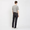 Mens Straight Cut Selvedge Jean Indigo