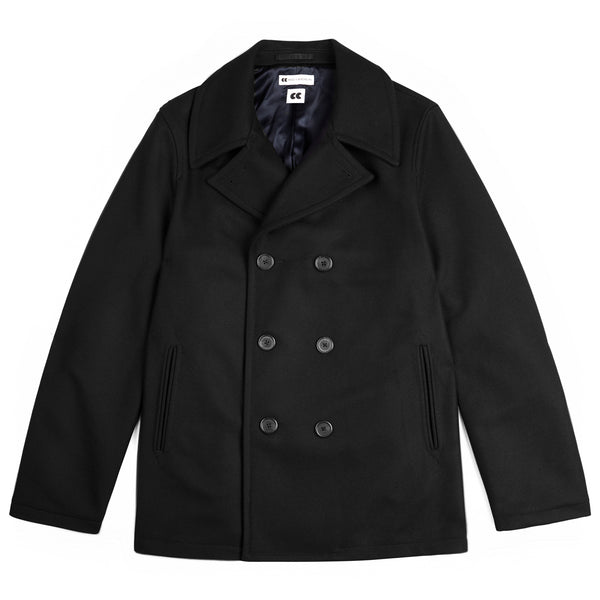Men's Peacoat Black - Community Clothing