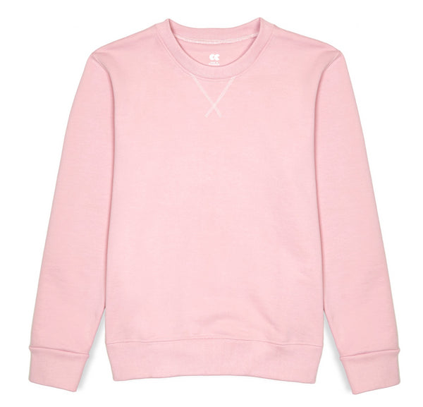 Unisex Sweatshirt Pink - Community Clothing