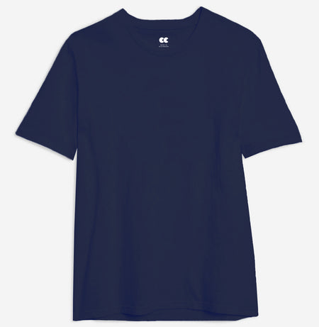 Unisex Short Sleeve T-Shirt Navy
