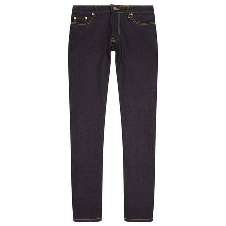 Women's Slim Straight Jeans Indigo