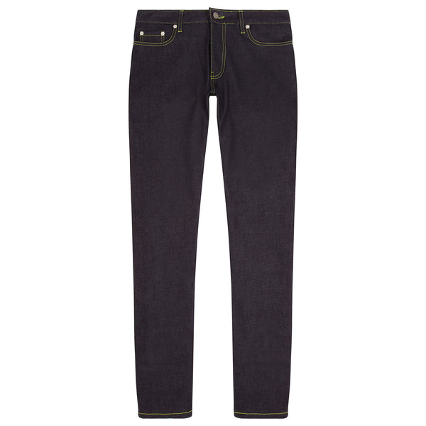 Women's Slim Straight Jeans Indigo - Community Clothing