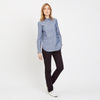 Women's Slim Shirt Chambray