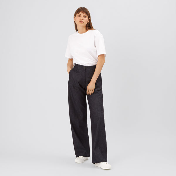 Women's Work Trousers Denim - Community Clothing