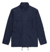 Men's Field Jacket Navy - Community Clothing