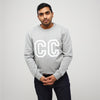 Unisex Collegiate Sweatshirt Grey - Community Clothing