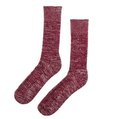 Walking Socks Port/White