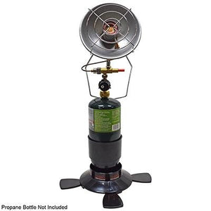Golf Cart Propane Heater With Cup Holder