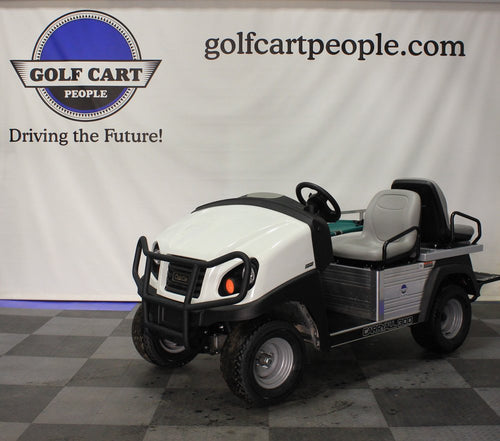 2017 Club Car Ambulance