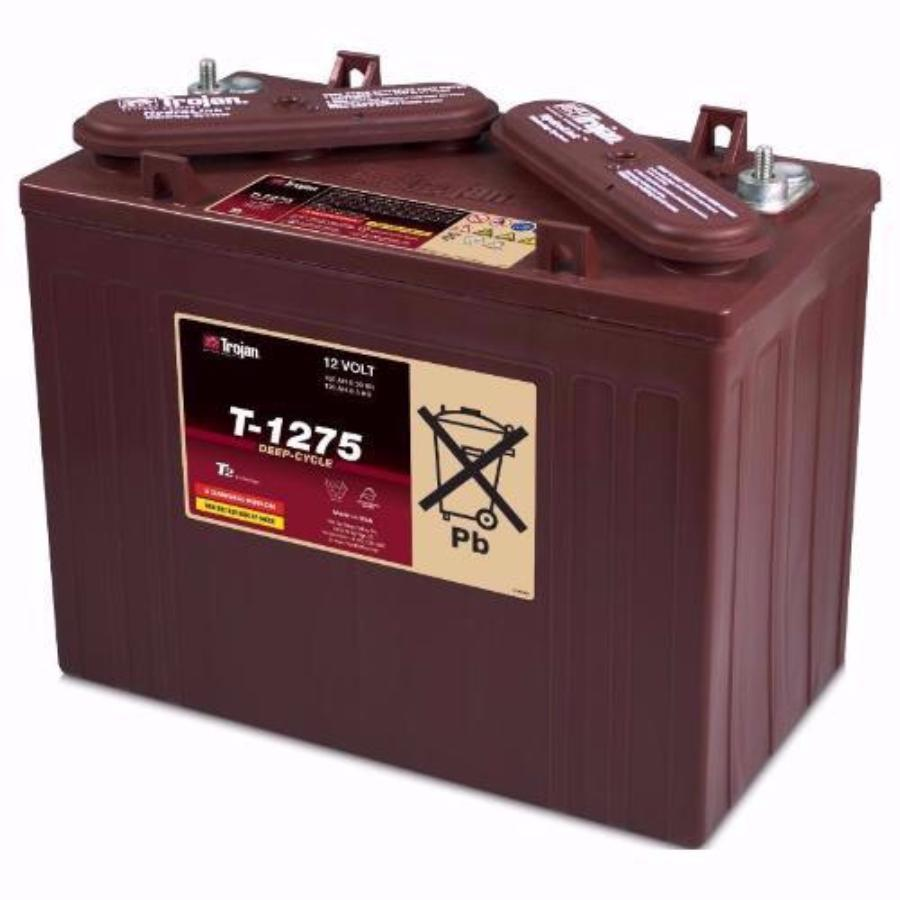Trojan 12V Deep Cycle Battery #T1275