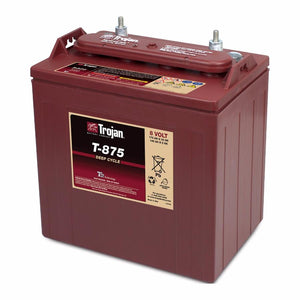 Trojan 8V Deep Cycle Battery #T875