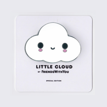 Load image into Gallery viewer, LITTLE CLOUD PIN - FRIENDSWITHYOU
