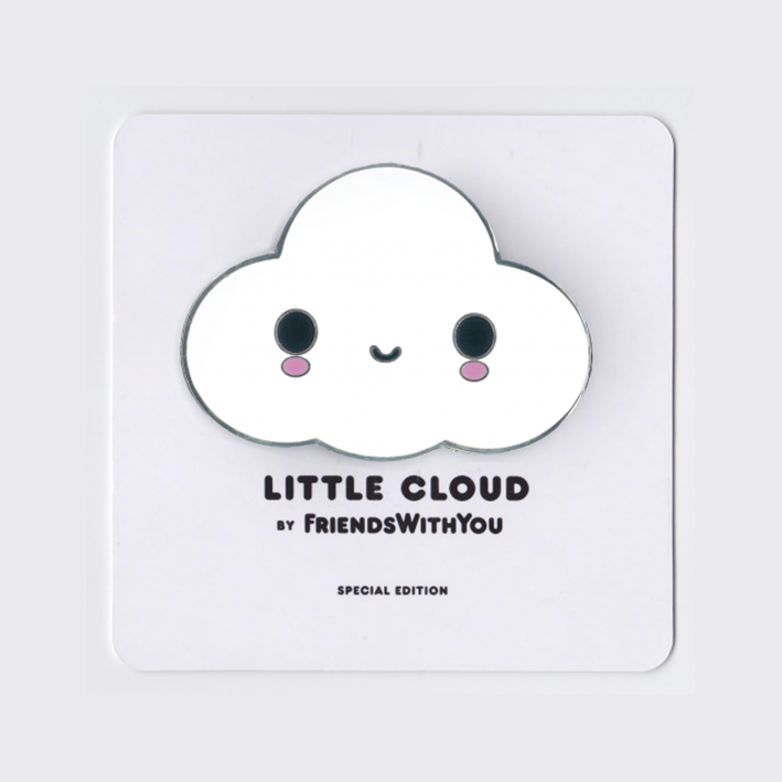 LITTLE CLOUD PIN - FRIENDSWITHYOU