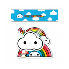 Load image into Gallery viewer, STICKER PACK - FRIENDSWITHYOU