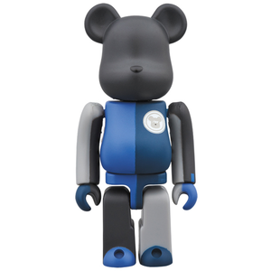 NIKE LOOPWHEELER  X BE@RBRICK 400/100% SET / BY MEDICOM TOY PLUS LIMITED