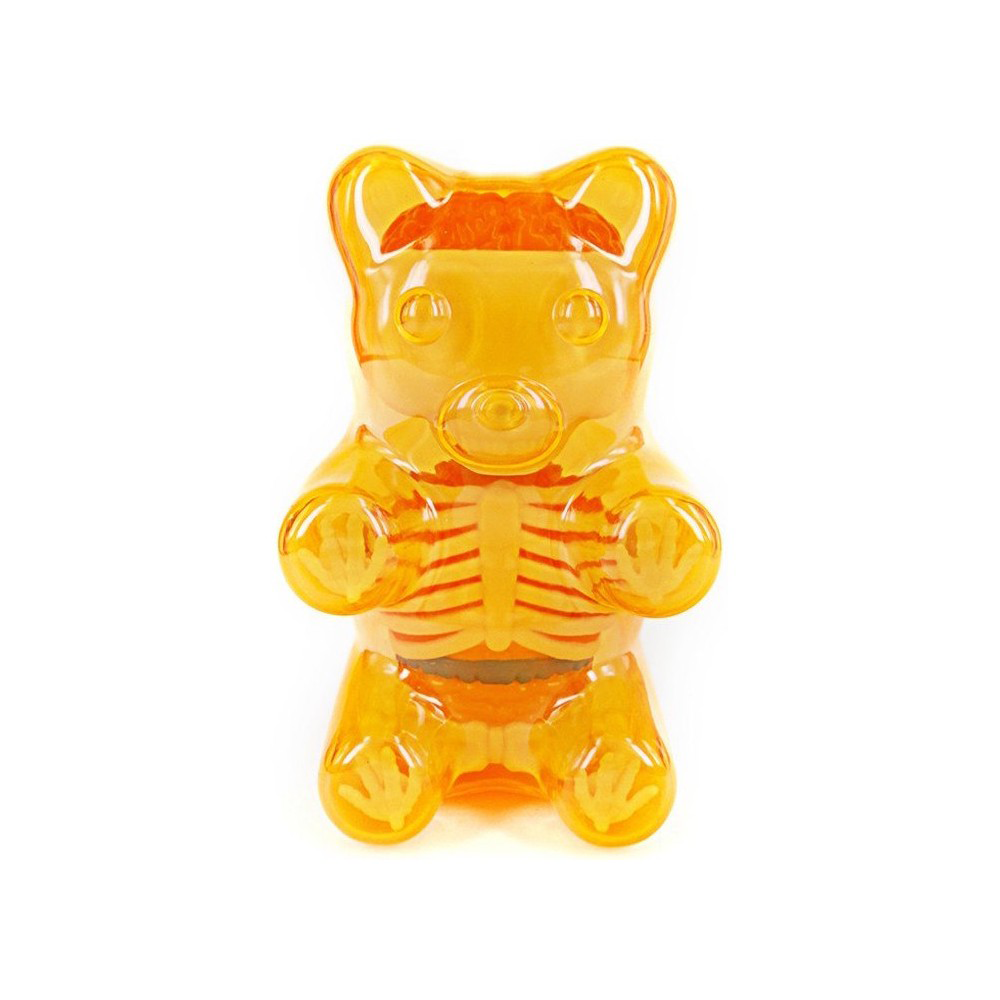 JASON FREENY / ORANGE GUMMI BEAR - SIZE SMALL