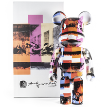 Load image into Gallery viewer, andy_warhol-the_last_supper-bearbrick_medicom_toy-eye_shut_island-designshop_stockholm-1