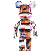 Load image into Gallery viewer, andy_warhol-the_last_supper-bearbrick_medicom_toy-eye_shut_island-designshop_stockholm
