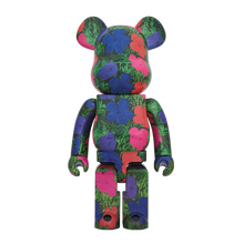 Load image into Gallery viewer, FLOWERS / BE@RBRICK 1000% - ANDY WARHOL / MEDICOM TOY
