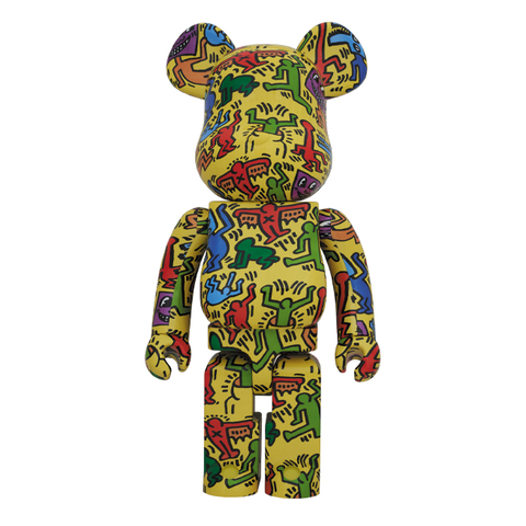 Keith Haring #5 X BE@RBRICK 1000% BY MEDICOM TOY