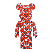 Load image into Gallery viewer, Keith Haring #6 X BE@RBRICK 1000% BY MEDICOM TOY