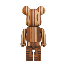 Load image into Gallery viewer, BEARBRICK KARIMOKU 400% - YOSEGI / MEDICOM + EXCLUSIVE