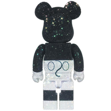Load image into Gallery viewer, BE@RBRICK 400% / CRYSTAL DECORATE MICKEY MOUSE BEARBRICK