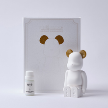 Load image into Gallery viewer, BE@RBRICK AROMA ORNAMENT No.9 / GALAXY GOLD