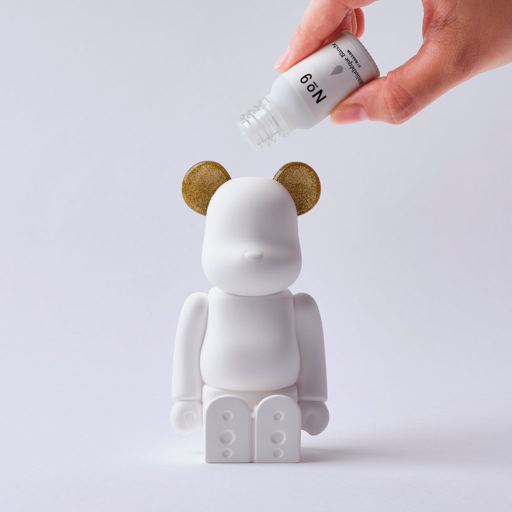 BE@RBRICK AROMA ORNAMENT No.9 / GALAXY GOLD