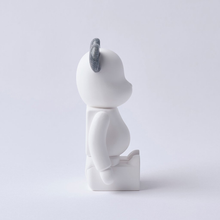 Load image into Gallery viewer, BE@RBRICK AROMA ORNAMENT No.9 / GALAXY SILVER