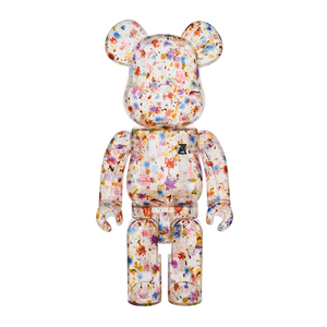 ANREALAGE X BEARBRICK 400/100% - MEDICOM TOY EXCLUSIVE