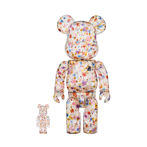 BEARBRICK X ANREALAGE - MEDICOM TOY PLUS EXCLUSIVE