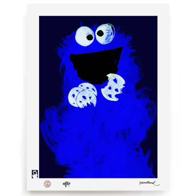 blundlund_bup_cookie_monster_blue_blue-fine_art_print-eye_shut_island-designshop_stockholm