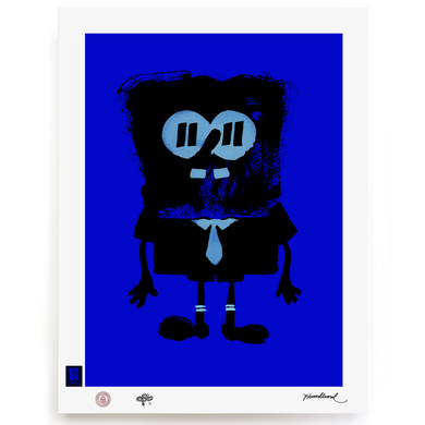 BLUNDLUND.CO.,LTD FINE ART PRINT - BOB II / LIMITED EDITION OF 100