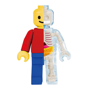 JASON FREENY / BRICK MAN - SIZE MEDIUM