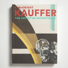Load image into Gallery viewer, E MCKNIGHT KAUFFER - THE ARTIST IN ADVERTISING / RIZZOLI