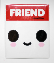 Load image into Gallery viewer, MAKEAFRIEND STICKERS - FRIENDSWITHYOU