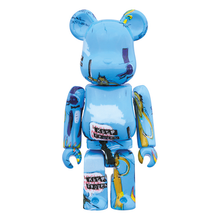 Load image into Gallery viewer, JEAN-MICHEL BASQUIAT #4 X BE@RBRICK SET 400/100% BY MEDICOM TOY