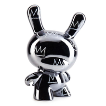 Load image into Gallery viewer, JEAN-MICHEL BASQUIAT MASTERPIECE LEGACY 8-INCH DUNNY  / KIDROBOT