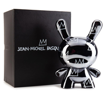 Load image into Gallery viewer, jean_michel_basquiat-kidrobot_dunny-eye_shut_island-designshop_stockholm-1