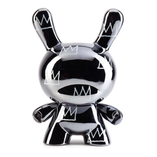 Load image into Gallery viewer, jean_michel_basquiat-kidrobot_dunny-eye_shut_island-designshop_stockholm