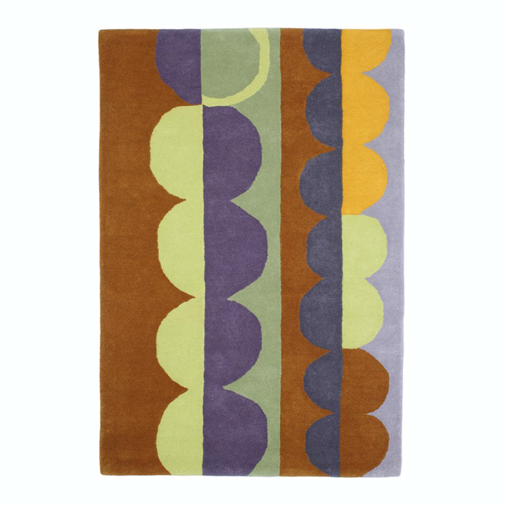 RUG / JENNIFER DURRANT X CHRISTOPHER FARR - UNTITLED