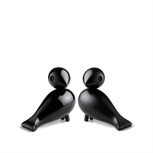 Load image into Gallery viewer, KAY BOJESEN / LOVEBIRDS BLACK