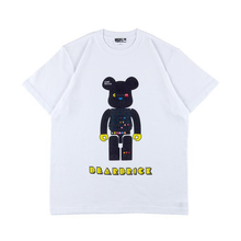 Load image into Gallery viewer, MLE BE@R TEE PAC-MAN / BEARBRICK