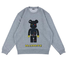 Load image into Gallery viewer, MLE PAC-MAN CREW NECK SWEAT / BE@RBRICK
