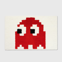 Load image into Gallery viewer, PAC MAN RUG RED / MEDICOM TOY