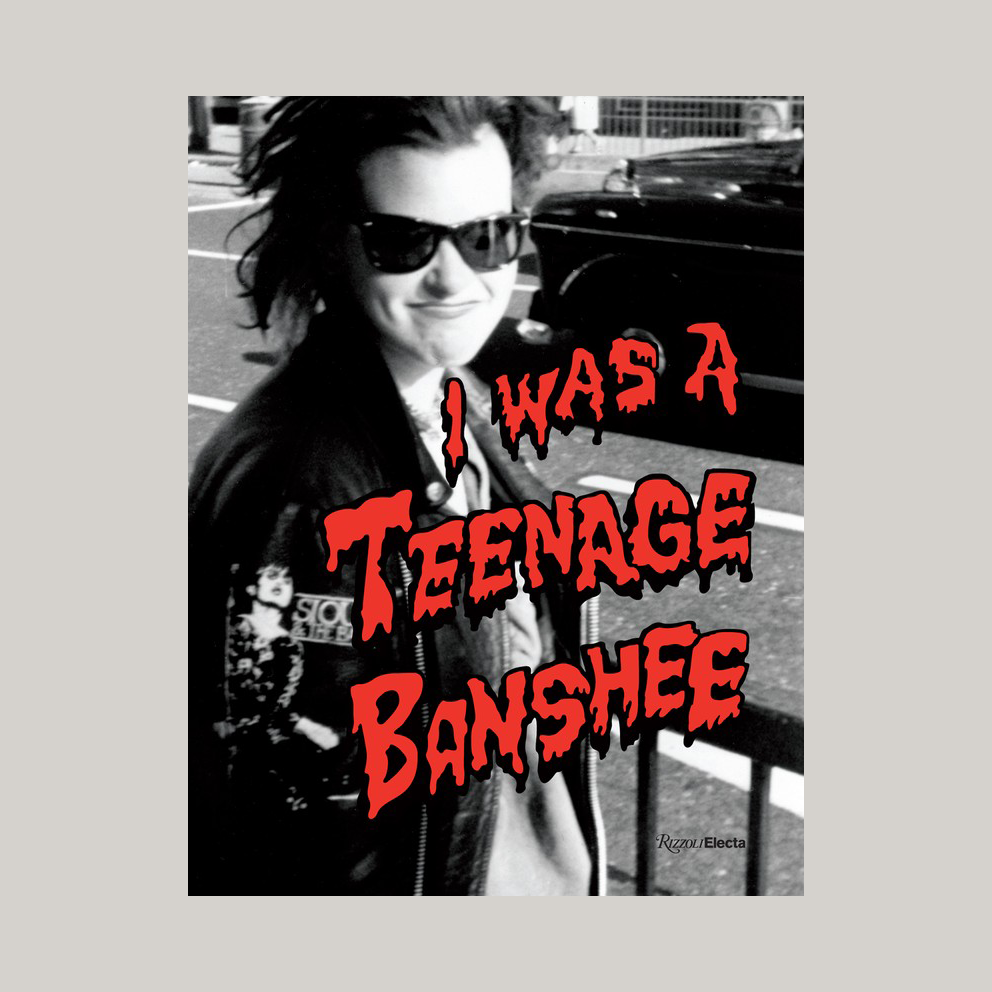 SUE WEBSTER - I WAS A TEEBAGE BANSHEE / RIZZOLI